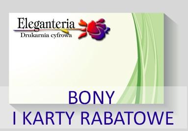 Bony i Karty rabatowe
